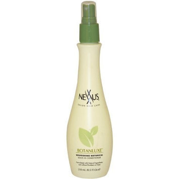 Nexxus Nourshing Botanical Leave-In Conditioner Botanluxe, 8.5-Ounce Bottles (Pack of 2)