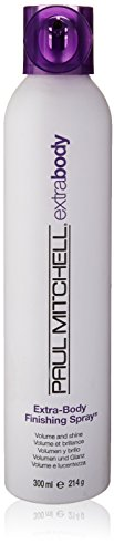 Paul Mitchell Extra Body Finishing Spray for Unisex