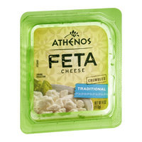 Athenos Feta Cheese Crumbled Traditional