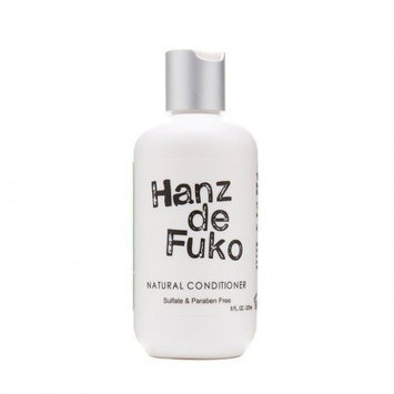 Hanz de Fuko Natural Hair Conditioner Sulfate & Paraben Free New