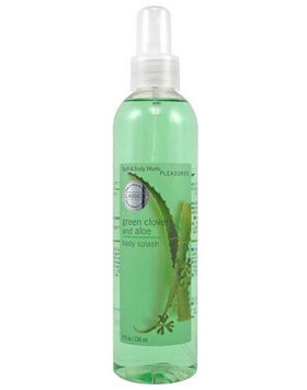 Bath & Body Works® Pleasures Collection Green Clover and Aloe Body Splash
