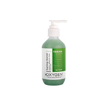 Oxygen Teen Foaming Cleanser for All Skin Types