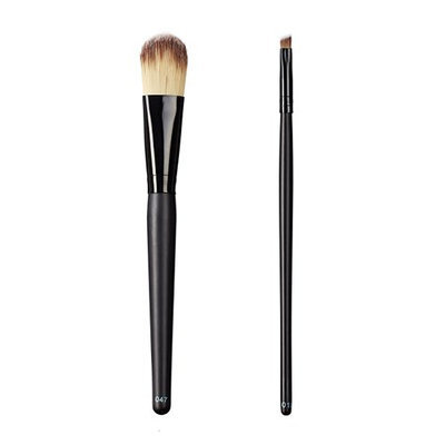 ON&OFF East Meets West Collection Color Lay Down and Precise Angle Line Brush Set