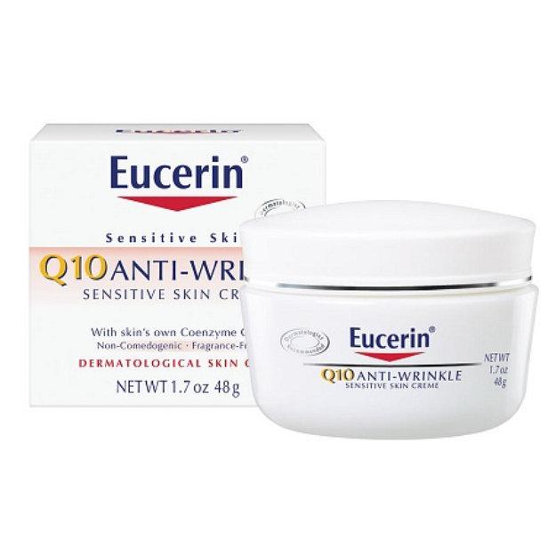 4271d385ed3 Eucerin Q10 Anti-Wrinkle Sensitive Skin Creme Reviews 2019