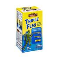 Nature Made Health Solutions Triple Flex Dietary Supplement- 50 CT