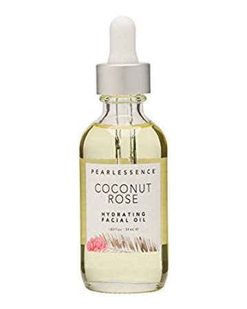 Pearlessence Coconut Rose Hydrating Facial Oil
