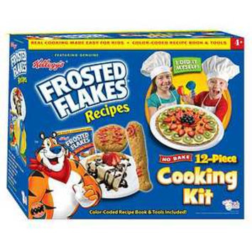 Poof-Slinky Inc Frosted Flakes Cook Kit Ages 4 and up, 1 ea