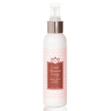 Jaqua Beauty Coconut Buttercream Frosting Body Mist