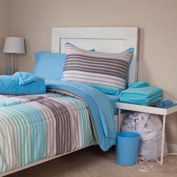 Monaco 22pc or 25pc Piece Reversible Dorm Set