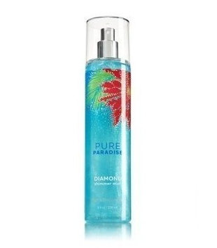Bath & Body Works® Signature Collection PURE PARADISE DIAMOND Shimmer Mist