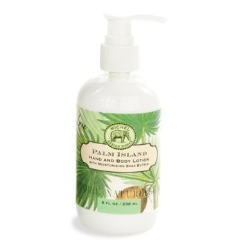 Michel Design Works Palm Island Lotion, 8 Fluid Ounce