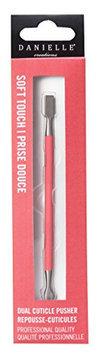 Danielle Enterprises Soft Touch Dual Cuticle Pusher