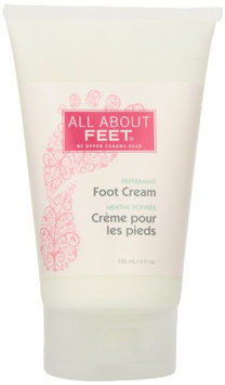 All About Soothing Foot Cream