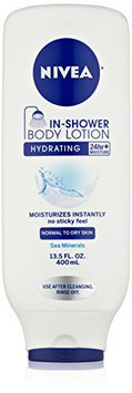NIVEA In-Shower Hydrating Body Lotion for Normal to Dry Skin