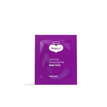 True Girl Facial Cleansing Wipe-Outs
