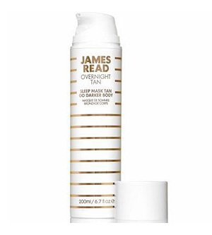 James Read Sleep Mask Tan Body Go Darker