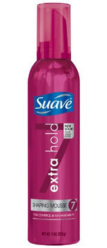 Suave Shaping Mousse