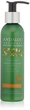 Andalou Naturals Meyer Creamy Cleanser