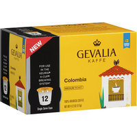 Gevalia Colombia Medium Roast Coffee