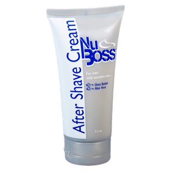 Nu Boss For Men with Sensitive Skin After Shave Cream