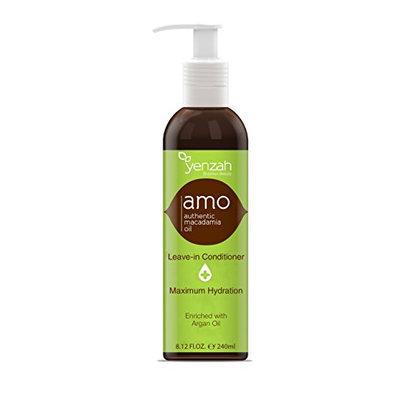 Yenzah Authentic Macadamia Oil Leave-in Conditioner