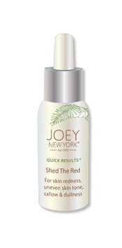 Joey New York Quick Results Shed The Red