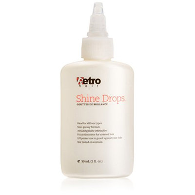 Retro Hair Shine Drops