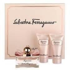 Salvatore Ferragamo 3 Piece Gift Set for Women