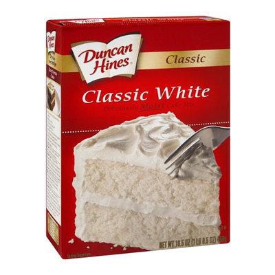 Duncan Hines Classic Cake Mix Classic White