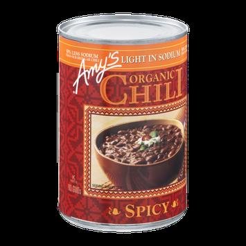 Amy's Organic Chili Spicy