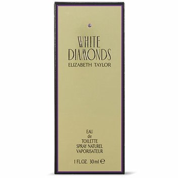 White Diamonds Elizabeth Taylor  1.0 oz for Women