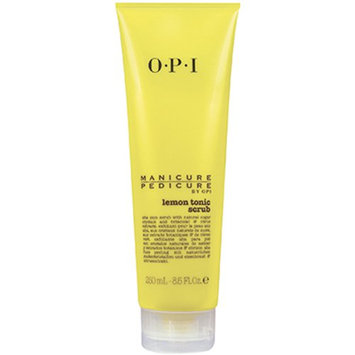 Opi Pedicure Scrub