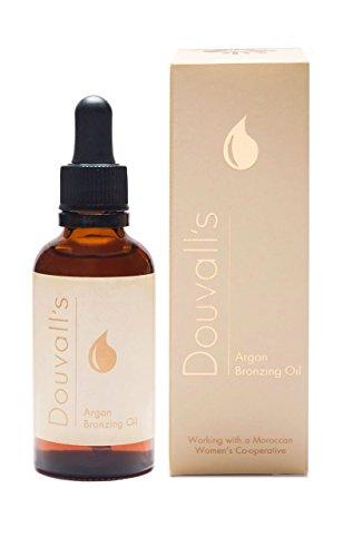 Douvall's Argan Bronzing Oil