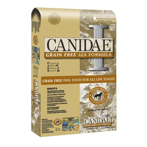 Canidae Dry Dog Food for All Life Stages