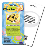 Hallcrest Miss Sunshine UV Card 4pk