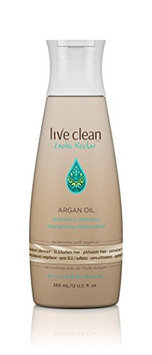 Live Clean® Exotic Nectar Argan Oil Restorative Shampoo