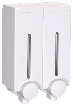 Hydas Slimeline Duo Soap Dispenser