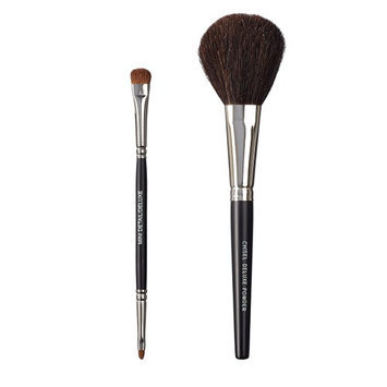 VEGAN LOVE The Chisel Collection Make Up Brush Set (Duo Detail Deluxe Chisel Deluxe Powder)