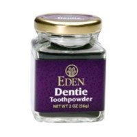 Eden Dentie Toothpowder 2 Ounces