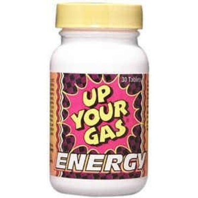 Hot Stuff Up Your Gas 60 Tablets