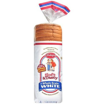 Freihofer's Whole Grain White Bread, 20ct