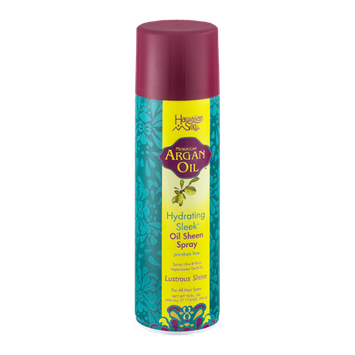 Hawaiian Silky Aran Oil Hydrating Sleek Oil Sheen Spray