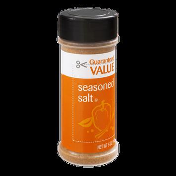 Guaranteed Value Seasoned Salt
