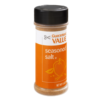 Guaranteed Value Seasoned Salt