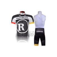 2012 Style Radio Shack cycling jersey Set short-sleeved jersey /Perspiration breathables
