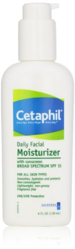 Cetaphil Fragrance Free Daily Facial Moisturizer