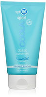 COOLA Organic Sport SPF 50 Unscented Classic Sunscreen