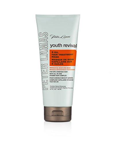 Peter Lamas Youth Revival 5 Oil Hair Treatment Mask