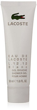 Lacoste Eau De Lacoste L.12.12 Blanc Shower Gel for Men