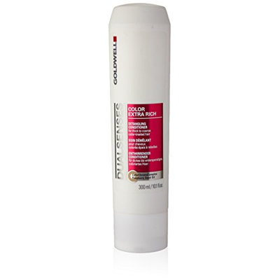 Goldwell Dualsenses Color Extra Rich Detangling Conditioner for Unisex